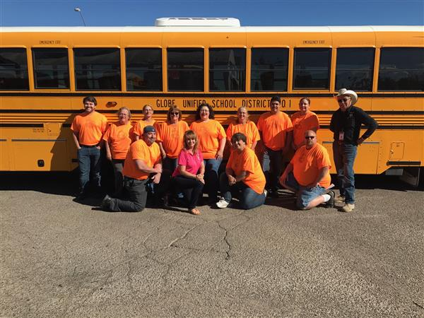 GUSD Bus Employees